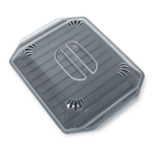 Food Network Microwave Bacon Tray With Lid