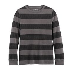 Boys 8-20 Urban Pipeline® Striped Thermal Tee