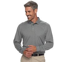 Big & Tall Grand Slam MotionFlow 360 Regular-Fit Performance Golf Polo