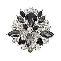 Dana Buchman Tiered Stone Cluster Pin