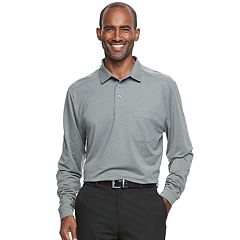 Big & Tall Grand Slam MotionFlow 360 Regular-Fit Pocket Golf Polo