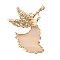 Dana Buchman Composite Shell Angel Pin