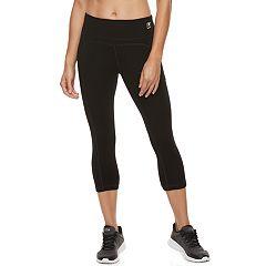 sale retailer c66e7 a2903 Mesh Insert Midrise Capri Leggings. (5) · Women s FILA SPORT® Trail Capris