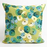 Liora Manne Visions II Pansy Indoor Outdoor Throw Pillow