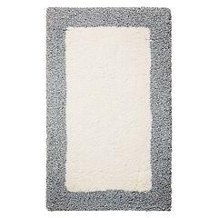 Nourison Morocco Grid Framed Shag Rug - 2'6'' x 4'