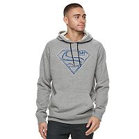 Men's Superman Pull-Over Hoodie