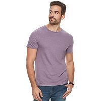 Men's Apt. 9 ® Jaspe Regular-Fit Stretch Soft Touch Crewneck Tee
