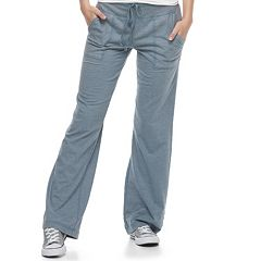 Juniors' SO® Drawstring Dorm Sweatpants