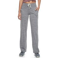 Juniors' SO® Drawstring Dorm Sweatpants