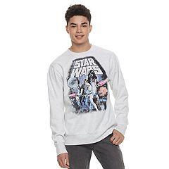 Mens' Star Wars Crew Fleece