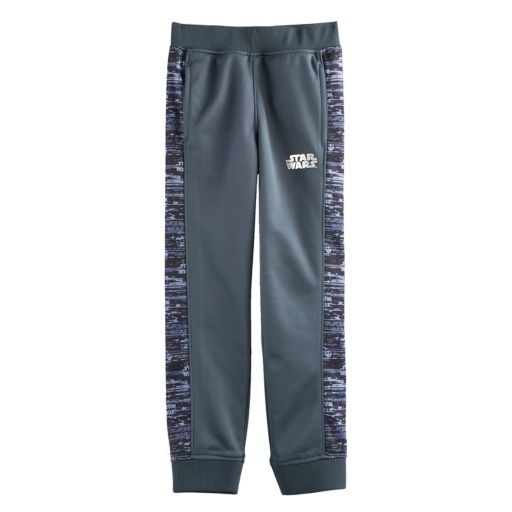 Boys 4-7x Star Wars a Collection for Kohl's Foiled Jogger Pants