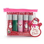Simple Pleasures 5-pc. Joy & Cheer Snowman Lip Balm Set