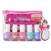 Simple Pleasures 7-pc. Snowman Nail Polish Set