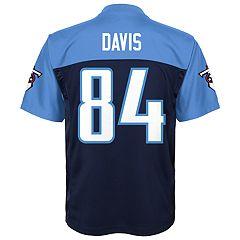 Boys 8-20 Tennessee Titans Corey Davis Replica Jersey