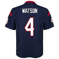 Boys 8-20 Houston Texans Deshaun Watson Replica Jersey