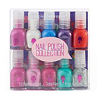 Simple Pleasures 10-pc. Treats Mini Nail Polish Set