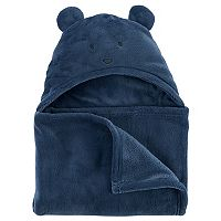 Baby Carter's Sherpa Hooded Blanket