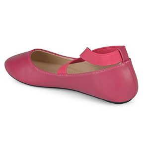Journee Collection Nessa Girls' Ballet Flats