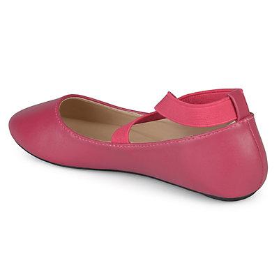 Journee Collection Nessa Girls' Ballet Flats