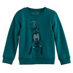 Disney's Goofy Boys 4-7x Softest Fleece Pullover Sweatshirt by Jumping Beans®