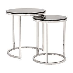 Zuo Modern Rem Nesting Coffee Table 2-piece Set