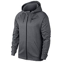 Big & Tall Nike Therma Zip-Front Training Hoodie