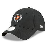 Women's New Era Baltimore Orioles 9TWENTY Core Adjustable Cap