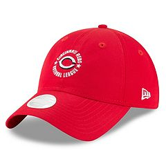Women's New Era Cincinnati Reds 9TWENTY Core Adjustable Cap