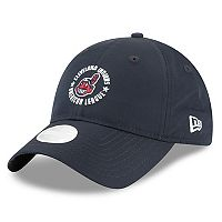 Women's New Era Cleveland Indians 9TWENTY Core Adjustable Cap