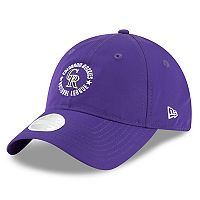 Women's New Era Colorado Rockies 9TWENTY Core Adjustable Cap