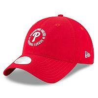 Women's New Era Philadelphia Phillies 9TWENTY Core Adjustable Cap
