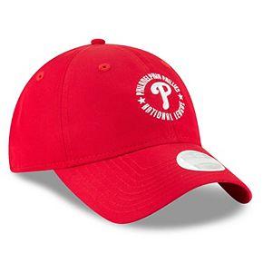 Women s New Era Philadelphia Phillies 9TWENTY Core Adjustable Cap  fd70854b87