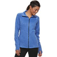 Women's Tek Gear Sweater Fleece Jacket