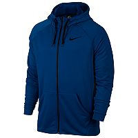 Big & Tall Nike Modern-Fit Dri-FIT Zip-Front Training Hoodie