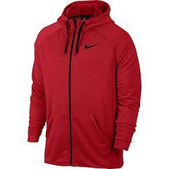 Big & Tall Nike Modern-Fit Dri-FIT Zip-Front Training Hoodie