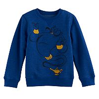 Disney's Aladdin Boys 4-7x Genie Softest Fleece Pullover Sweatshirt by Jumping Beans®