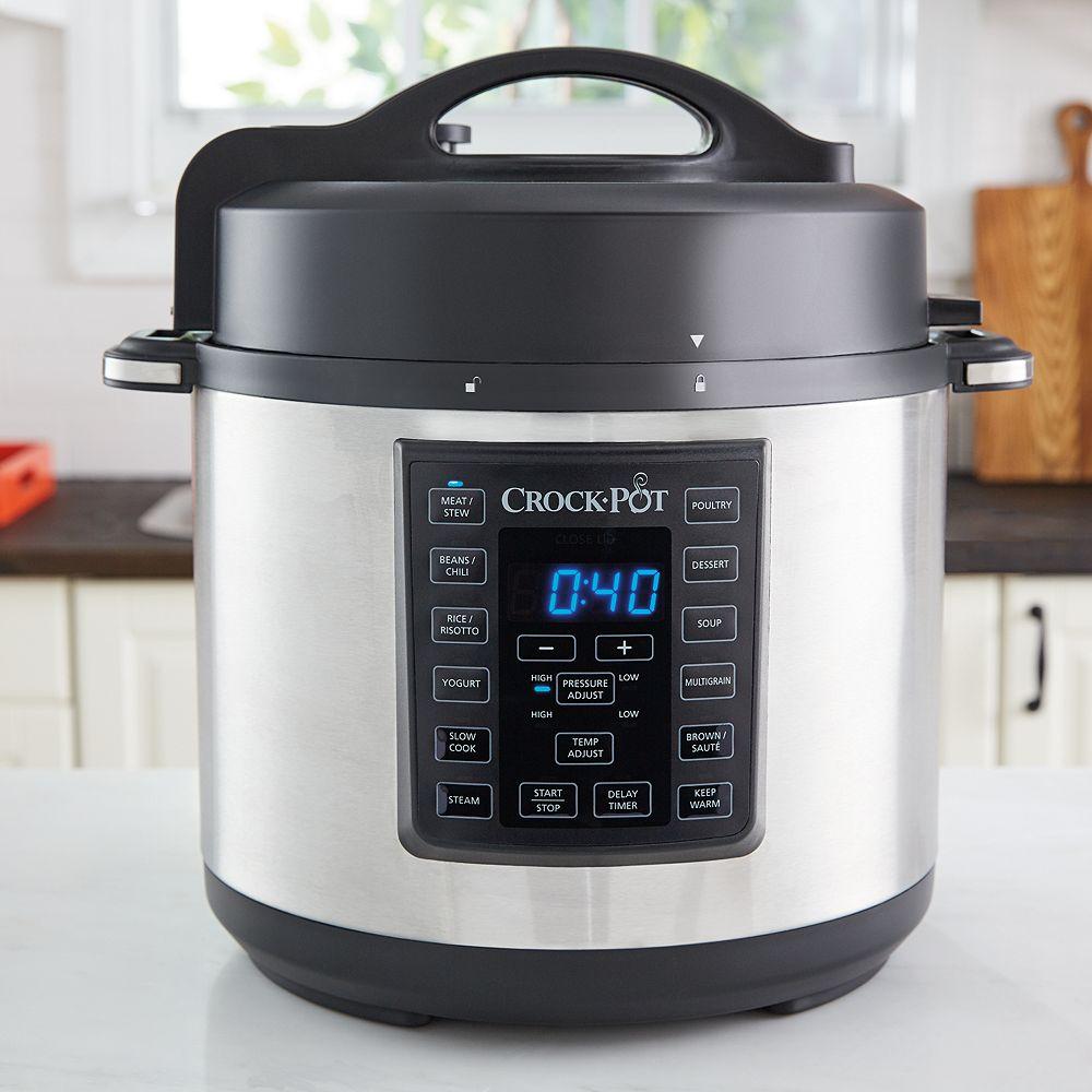 Crock-Pot 6-qt. Express Crock Pressure Cooker