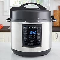 Crock-Pot 6-qt. Express Crock Pressure Cooker