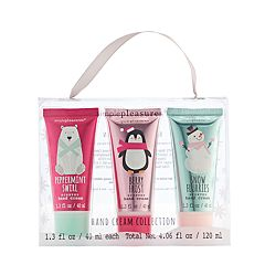 Simple Pleasures 3 pc Scented Hand Cream Set