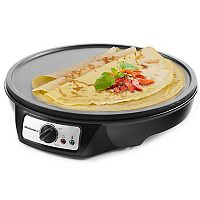 Elite Cuisine Crepe Maker