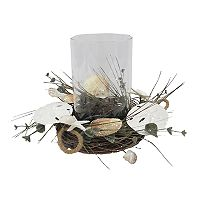 SONOMA Goods for Life™ Artificial Coastal Hurricane Candle Holder