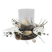SONOMA Goods for Life™ Artificial Coastal Hurricane Candle Holder