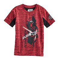 Boys 4-7X Star Wars Kylo Ren Graphic Tee