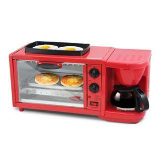 Americana by Elite 3-in-1 XL Breakfast Station