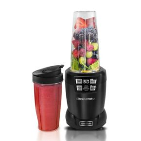 Elite Platinum Personal Nutri-Blender with Two Blending Cups