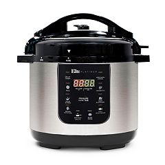 Elite Platinum 6-qt. Electric Pressure Cooker