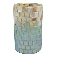 SONOMA Goods for Life™ Mosaic Glass Hurricane Candle Holder