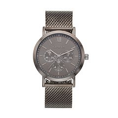 Geneva Men's Mesh Watch - KH8048GU