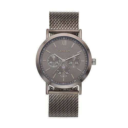 Geneva Men's Mesh Watch - KH8048GU