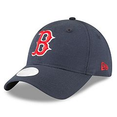 Women's New Era Boston Red Sox 9TWENTY Linen Adjustable Cap